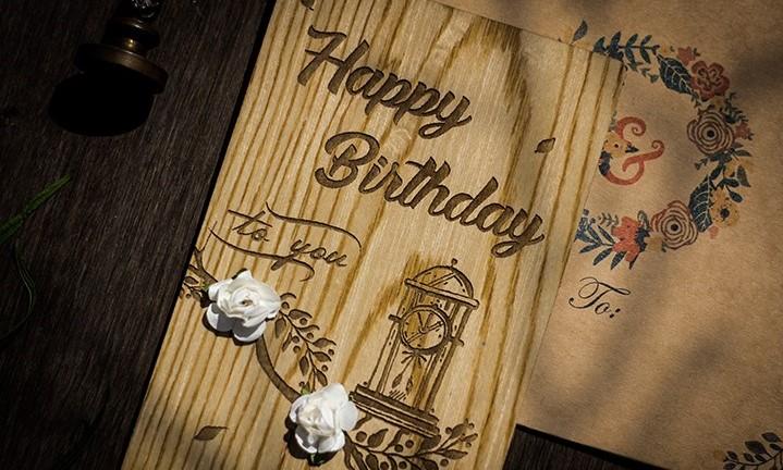Thiệp sinh nhật mua ở đâu giá rẻ?