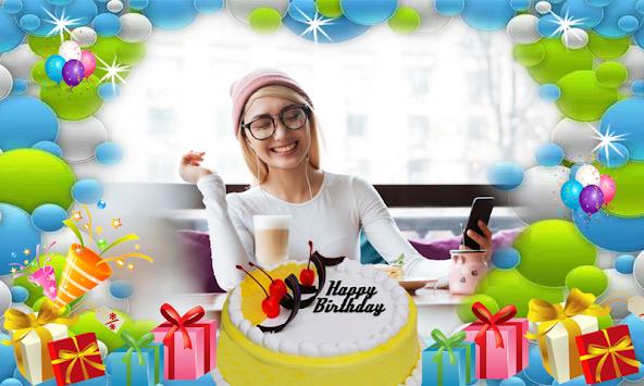 TOP các mẫu tạo khung ảnh sinh nhật siêu đẹp