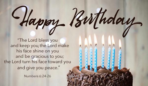 Tuyển tập Font chúc mừng sinh nhật Đẹp, Độc dành tặng người thân