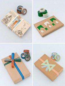 10+ Ý tưởng sử dụng giấy nâu gói quà độc đáo, sáng tạo